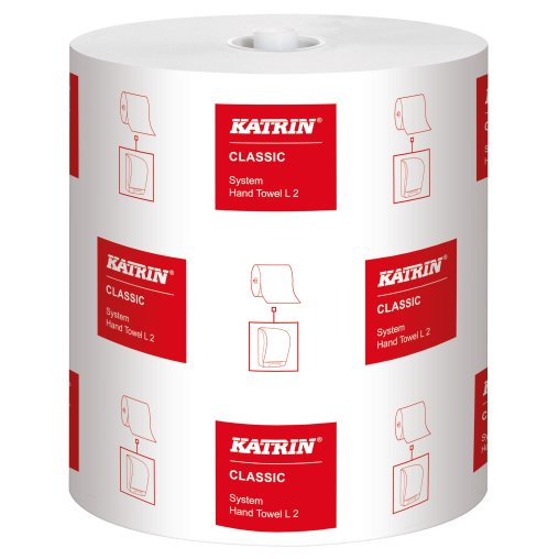 KATRIN Classic System Rolle L2, 21 cm x 200 m