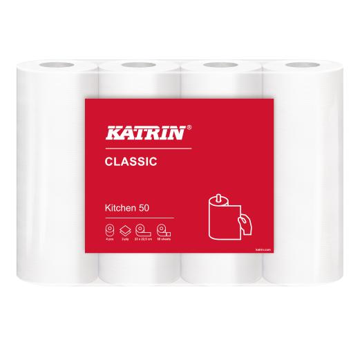 KATRIN Classic Kitchen 50 Küchenrolle