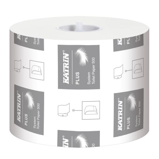 KATRIN Plus System Toilet Toilettenpapier
