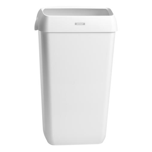 KATRIN Abfallbehälter mit Deckel, 25 Liter