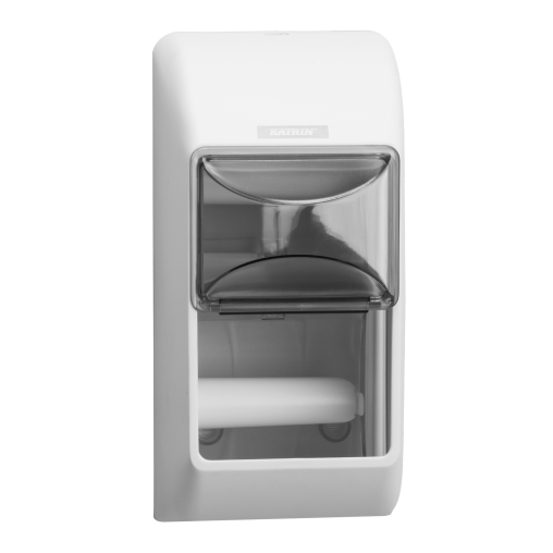 KATRIN Toilettenpapierspender für 2 Rollen