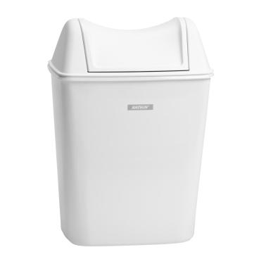 KATRIN Damenhygiene Abfallbehälter 8 Liter, weiß