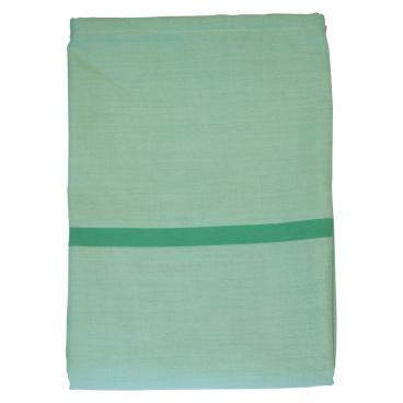 Textil-Wäschesack, selbstöffnend grün