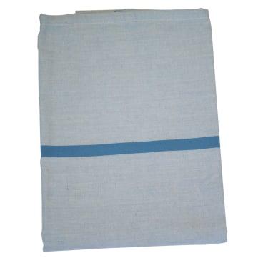 Textil-Wäschesack, selbstöffnend blau