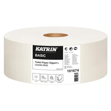 KATRIN Basic Gigant L Toilettenpapier