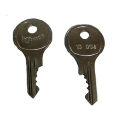 ingo-man® classic Ersatzschlüssel