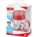 NUK First Choice Disney Mickey Trinklernflasche Füllmenge: 150 ml, Farbe: rot, Material: Polypropylen