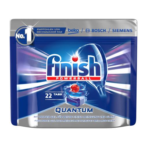 Finish Calgonit Quantum Spülmaschinentabs