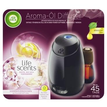 AIR WICK Aroma-Öl Diffuser Duftspender Starter-Set