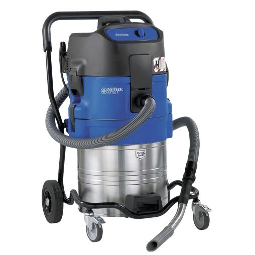 Nilfisk ATTIX 751-0H ASBEST Sicherheits-und Asbestsauger
