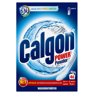 Calgon 3 in 1 Power Pulver 1,5 kg - Packung