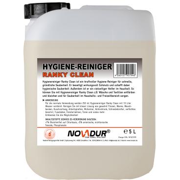 NOVADUR Hygiene-Reiniger Ranky-Clean