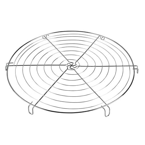 Metaltex Tortenkühler, verzinnt, rund