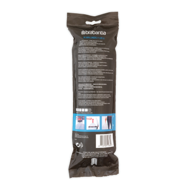 Brabantia Müllbeutel 20 l (Y) 1 Karton = 12 Rollen à 20 Stück = 240 Stück