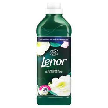 Lenor Smaragd & Elfenbeinblüte Weichspüler