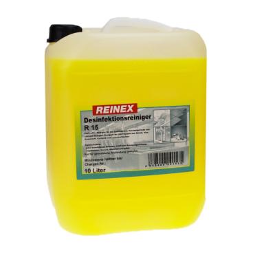 Reinex R 15 Desinfektionsreiniger