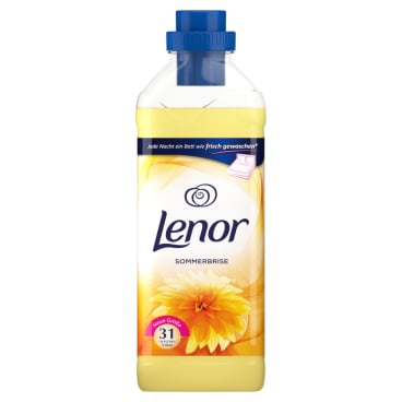 Lenor Weichspüler Sommerbrise 930 ml - Flasche