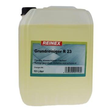 Reinex R 23 Grundreiniger 10 l - Kanister