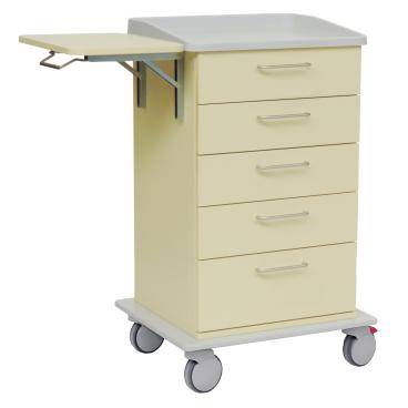 novocal PAW5000 Pflege- und Arbeitswagen Maße(BxTxH): 76 x 57 x 108,5 cm, PAW5500