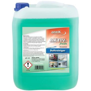 Ofixol Aktiv-fresh Duftreiniger Konzentrat 5 l - Kanister
