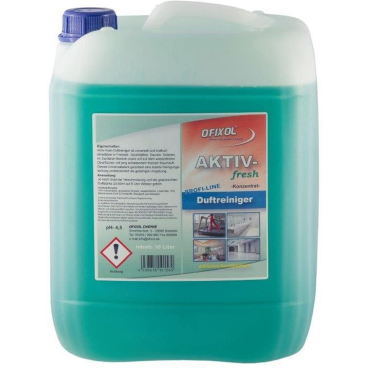 Ofixol Aktiv-fresh Duftreiniger Konzentrat 10 l - Kanister