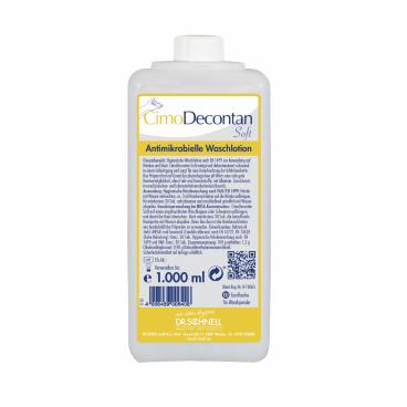 Dr. Schnell CimoDecontan Soft Antimikrobielle Waschlotion