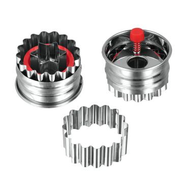 Metaltex Linzer-Keksausstecher