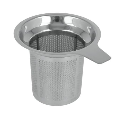 Metaltex Tee-Sieb mit Griff, Inox