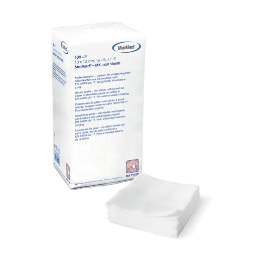 MaiMed® MK Mullkompressen unsteril
