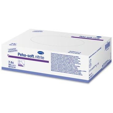 Peha-soft® Einmalhandschuhe, Nitril, ungepudert