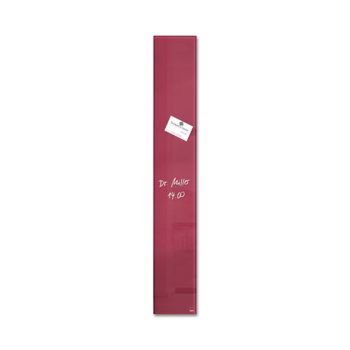 Sigel artverum® Glas-Magnetboard, 12 x 78 x 1,5 cm