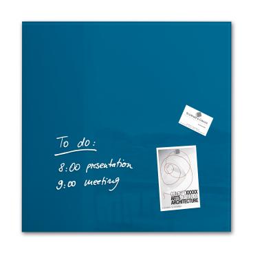 Sigel artverum® Glas-Magnetboard, 48 x 48 x 1,5 cm