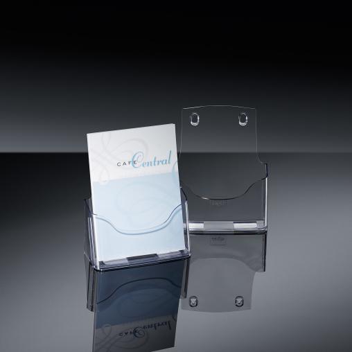 Sigel Tisch-Prospekthalter acrylic, mit 1 Fach