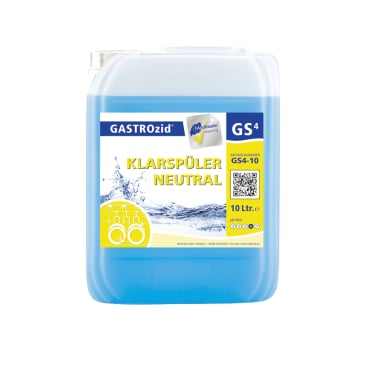 GASTROzid® GS4 Klarspüler, neutral