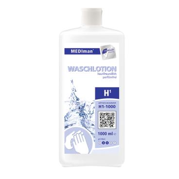 MEDIman® H1 Waschlotion, parfümfrei