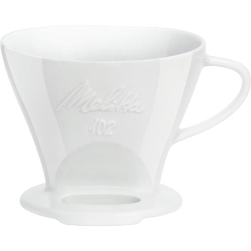 Melitta® Kaffeefilter Porzellan 102