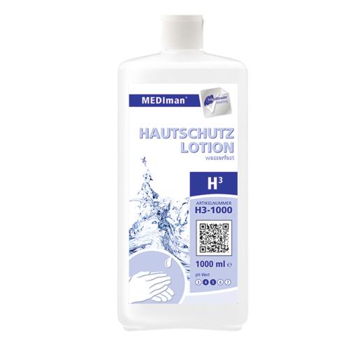MEDIman® H3 Hautschutzlotion