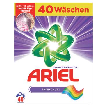 Ariel Farbschutz Colorwaschmittel
