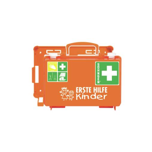 Söhngen Erste - Hilfe - Koffer QUICK-CD Kindergarten
