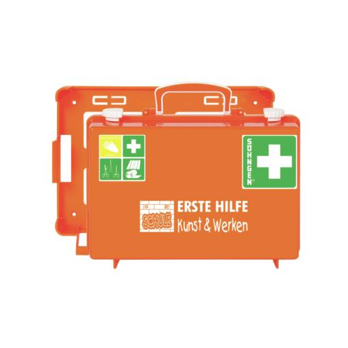 Söhngen Erste - Hilfe - Koffer SN-CD Kunst & Werken