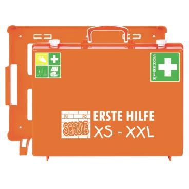 Söhngen Erste - Hilfe - Koffer MT-CD Schule XS - XXL