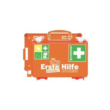 Söhngen Erste - Hilfe - Koffer QUICK-CD Joker - Kinder