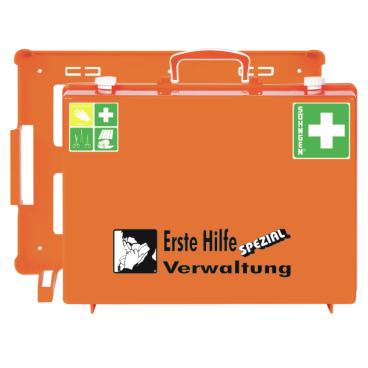 Söhngen Erste - Hilfe - Koffer Spezial Verwaltung