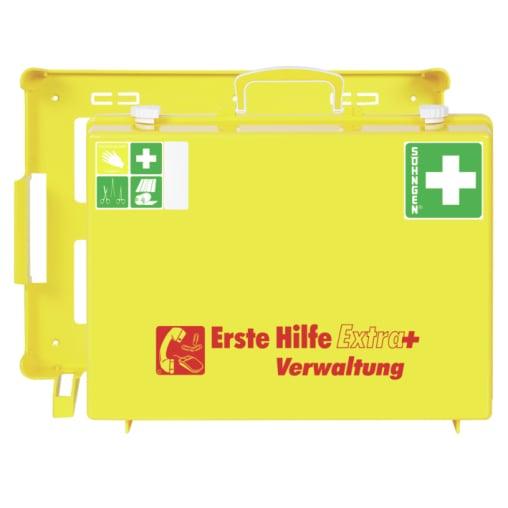 Söhngen Erste - Hilfe - Koffer MT-CD extra+ Verwaltung