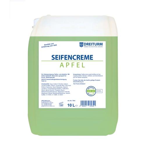 Dreiturm Apfel Seifencreme
