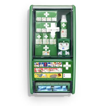 Cederroth First Aid & Burn Station Erste-Hilfe-Station