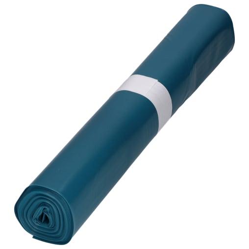 DEISS LDPE Abfallsäcke, blau, 200 Liter