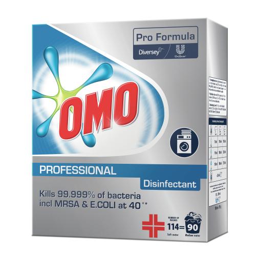 OMO Professional Disinfectant Desinfektionswaschmittel