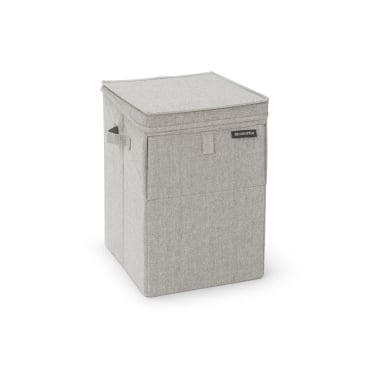 Brabantia Stapelbare Wäschebox, 35 Liter