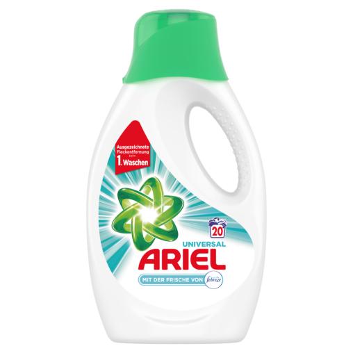 Ariel Flüssig Febreze Vollwaschmittel